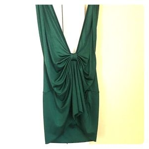Beautiful green dress for a night out